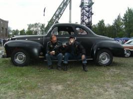 Rumblers BBQ   Bilder, - Rock A Billy Daddy war da... Ralf S . Corinns u Cedy