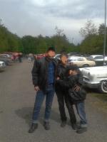 Foto 9 Rumblers BBQ   Bilder, - Rock A Billy Daddy war da... Ralf S . Corinns u Cedy