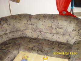Foto 2 Rundecke mit dazu gehörenden Sessel
