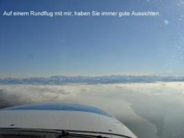 Foto 2 Rundflug ab Basel-Mulhouse mit Privatpiloten
