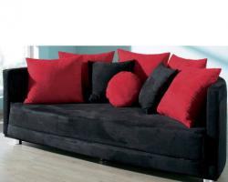 rundsofa mit schlaffunktion in berlin von privat polsterm bel. Black Bedroom Furniture Sets. Home Design Ideas