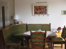 Foto 2 Rustikale Eckbank + Tisch + 2 Stühle