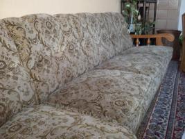 Foto 4 Rustikale Eckcoutsch mit einem Sessel