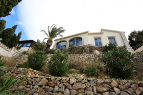 Rustikale Villa in Denia an der Costa Blanca