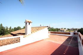 Foto 3 Rustikale Villa in Poblets (els) an der Costa Blanca