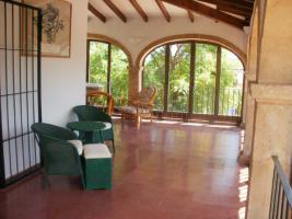 Foto 6 Rustikale Villa auf einem großen Grundstück in Javea