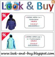 SALE: Outdoorbekleidung f�r Herren, Damen und Kinder - Sonderpreise