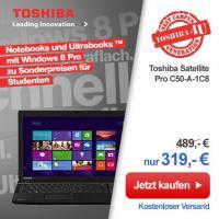SALE: Toshiba Notebook´s - Jetzt Top-Rabatte sichern - Solange Vorrat reicht!