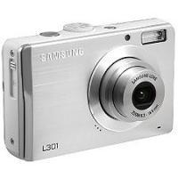 SAMSUNG Digitalkamera 12 Megapixel 6,9cm / 2,7'' Display 2 GB Speicherkarte