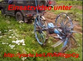 SCHMOTZER Kartoffelroder - Kartoffelschleuder - Schleuderrad -
