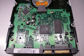 SCSI Festplatten mit Raid Controller