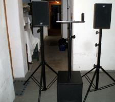 SEEBURG acoustic line TSMini Sat+