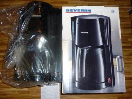 SEVERIN Kaffeeautomat Kaffeemaschine schwarz NEU & OVP