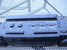 Foto 2 SHARP Stereo-Radiocassettenrecorder