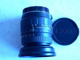 SIGMA 28-200mm ASPHERICAL F�R CANON EOS