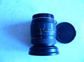 Foto 2 SIGMA 28-200mm ASPHERICAL F�R CANON EOS