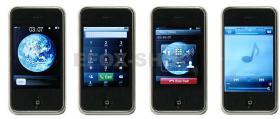 Foto 7 SMARTPHONE CECT I68 - I9 DUAL SIM +DEUTSCHER BEDINUNGSANLEITUNG