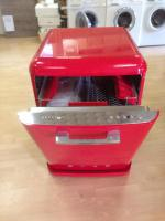 Foto 2 SMEG Spülmaschine Rot