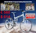 SMLRO MX200 Folding Mountain Bike € 560 versandkostenfrei