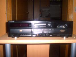 SONY Compact Disc Cassetten Deck TXD-R11