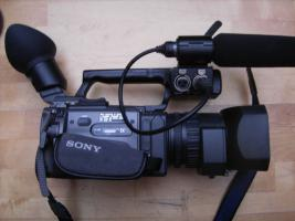 SONY DSR-PD170P in TOP-Zustand!