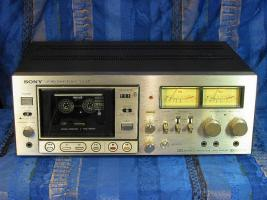 SONY TC-229SD TAPE DECK CASSETTE RECORDER