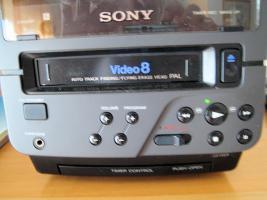 Foto 5 SONY TRINITRON EV-DT1 VIDEO 8 TV COMBO