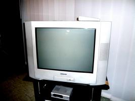 SONY Trinitron Color TV  KV-21CL10E