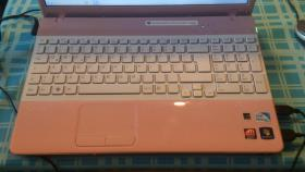 Foto 6 SONY VAIO in Rosa mit front Cam Display 40 zoll /one-Touch-intern