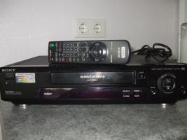 SONY Videorekorder mit Showview SLV-E730