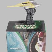 STAR WARS ''Anakins Naboo Fighter'' - orig.verp. in der Box