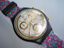 SWATCH - Cronograph ''AWARD'' -Kollektion 1992 Spring Summer