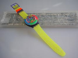 SWATCH - SCUBA ''Color Wheel'' aus dem Jahr 1994