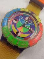 Foto 2 SWATCH - SCUBA ''Color Wheel'' aus dem Jahr 1994
