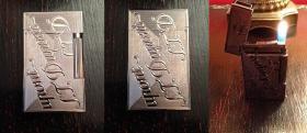 S.T.Dupont Feuerzeug - Linie 2 - Sammlung wird aufgelöst - neuwertig