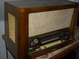 Saba Röhrenradio Meersburg 7 automatic für Sammler und Liebhaber