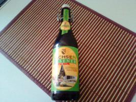 Foto 2 Sachsen Pilsener Premium Bierflasche