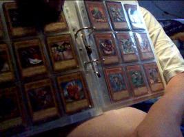 Foto 9 Sämtliche seltene Yu-Gi-Oh! Karten gegen X-Säbel Monster, Zauber und Fallen