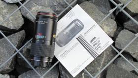 Sakar Macro Zoom Lens 75/200mm f/4,5 mit Anleitungsheft