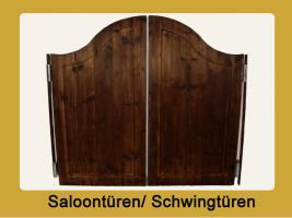 Saloontür/ Schwingtür/ Pendeltür