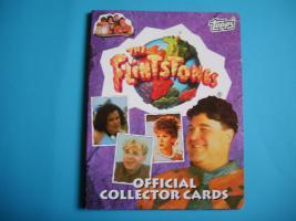 Sammelalbum The Flintstones 1993