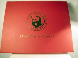 Foto 2 Sammelbox für 10 Yuan Pandamünzen/China