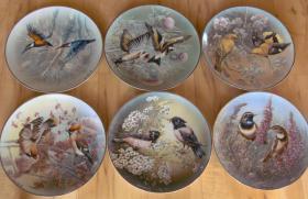 Foto 3 Sammelteller Bradex *Neuwertig* Ägypten, Marienbilder, Jesu, Katzen, Vögel, Bunny Tales, Ikonen