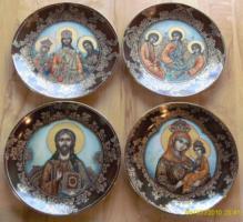 Foto 8 Sammelteller Bradex *Neuwertig* Ägypten, Marienbilder, Jesu, Katzen, Vögel, Bunny Tales, Ikonen