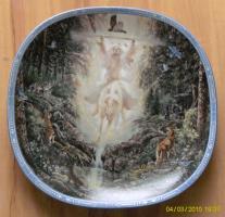 Foto 11 Sammelteller Bradex *Neuwertig* Ägypten, Marienbilder, Jesu, Katzen, Vögel, Bunny Tales, Ikonen