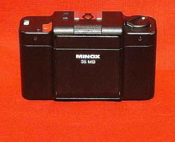 Sammlerstück Minox 35 MB zu verkaufen