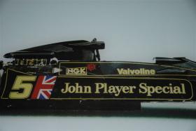 Foto 2 Sammlerstück! - Glastischplatte ''Lotus Formel 1''-Rennwagen