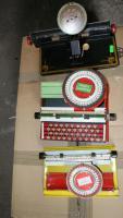 Foto 8 Sammlung von den Schreibmaschinen (ca.230 Stck)