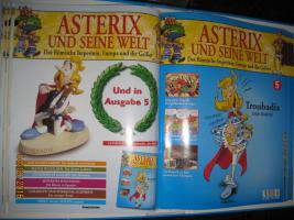 Foto 6 Sammlung : ASTERIX UND SEINE FREUNDE   1 bis 11