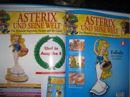 Foto 8 Sammlung : ASTERIX UND SEINE FREUNDE   1 bis 11